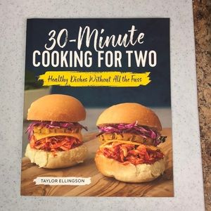 Healthy cooking cook book